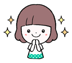 Daily Girls (English) sticker #10363593
