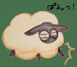 Little Lamb Beee 2 sticker #10366104