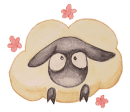 Little Lamb Beee 2 sticker #10366107