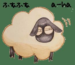 Little Lamb Beee 2 sticker #10366114