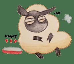 Little Lamb Beee 2 sticker #10366116