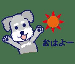 Schna & Toypoo 6th sticker #10367000