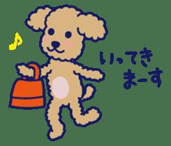 Schna & Toypoo 6th sticker #10367001