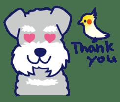 Schna & Toypoo 6th sticker #10367005