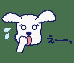 Schna & Toypoo 6th sticker #10367010