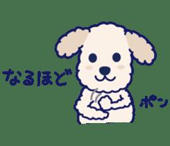 Schna & Toypoo 6th sticker #10367020