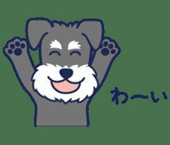 Schna & Toypoo 6th sticker #10367026