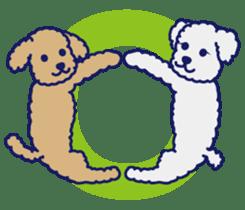Schna & Toypoo 6th sticker #10367028