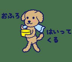 Schna & Toypoo 6th sticker #10367033