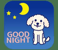 Schna & Toypoo 6th sticker #10367038