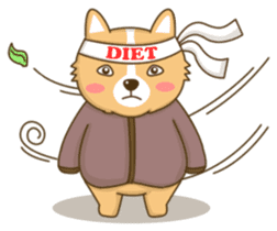 Dieter Bear sticker #10375320