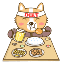 Dieter Bear sticker #10375325