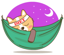 Dieter Bear sticker #10375330