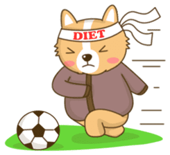 Dieter Bear sticker #10375347