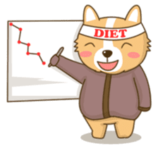 Dieter Bear sticker #10375349