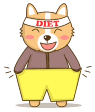 Dieter Bear sticker #10375357