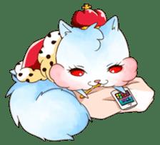 Squirrel King sticker #10382031