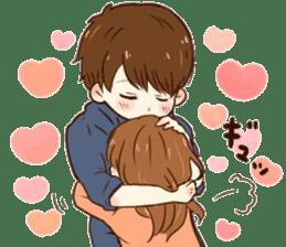 it's love. sticker #10390311