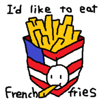I would like to eat THIS sticker #10404338