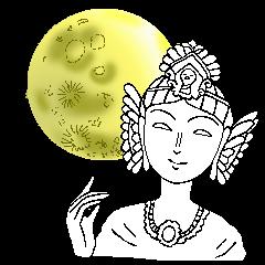 Beautiful celestial maiden 3