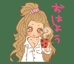 Girls - Falling in Love sticker #10408752