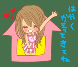 Girls - Falling in Love sticker #10408757