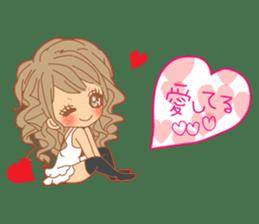 Girls - Falling in Love sticker #10408759
