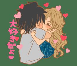 Girls - Falling in Love sticker #10408761
