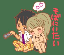 Girls - Falling in Love sticker #10408763