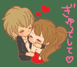Girls - Falling in Love sticker #10408768