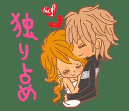 Girls - Falling in Love sticker #10408776