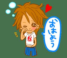 Girls - Falling in Love sticker #10408778