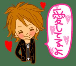 Girls - Falling in Love sticker #10408782