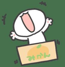 ORANGE BOX CAT sticker #10419085