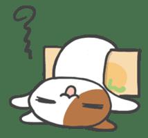 ORANGE BOX CAT sticker #10419088