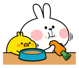 Plump Little Chick sticker #10425370