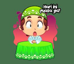 Ramadhan Seru sticker #10439529