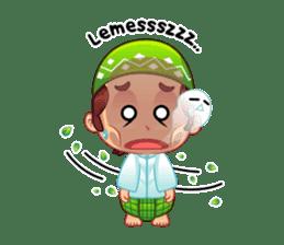 Ramadhan Seru sticker #10439530