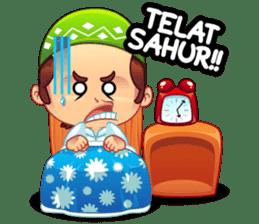 Ramadhan Seru sticker #10439538