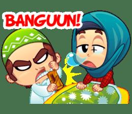 Ramadhan Seru sticker #10439540