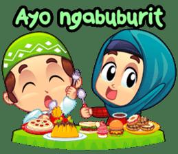 Ramadhan Seru sticker #10439542
