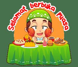Ramadhan Seru sticker #10439543