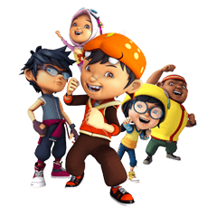 BoBoiBoy and Friends