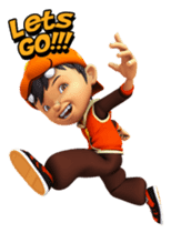 BoBoiBoy and Friends sticker #10440760