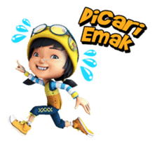 BoBoiBoy and Friends sticker #10440763
