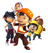 BoBoiBoy and Friends sticker #10440769