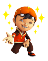 BoBoiBoy and Friends sticker #10440771