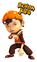 BoBoiBoy and Friends sticker #10440772