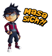 BoBoiBoy and Friends sticker #10440778