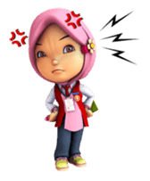 BoBoiBoy and Friends sticker #10440793